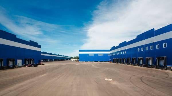 Производственно-складской комплекс Атлант-Парк