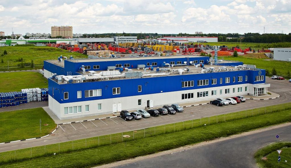 Производство фирмы BAYER в частном индустриальном парке МО - ДЕГА МАРКЕТ +7 495 646 17 52