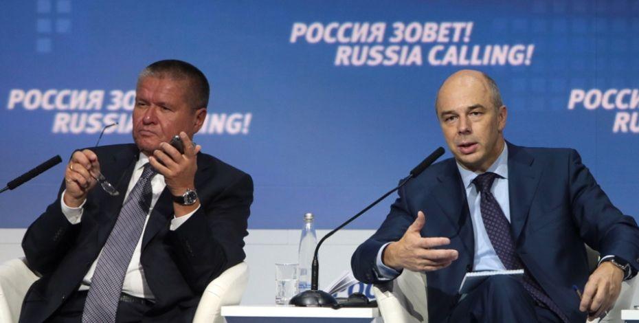Министр финансов Антон Силуанов - мы стараемся оставлять больше денег в компаниях