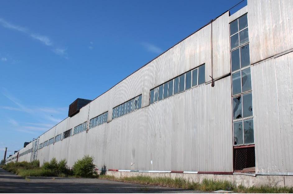 Индустриально-логистический парк ДСК-500