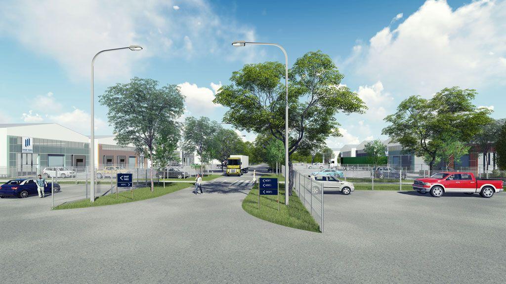 Индустриальный парк Ангар 2.0