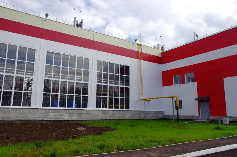 Индустриальный парк Богословский