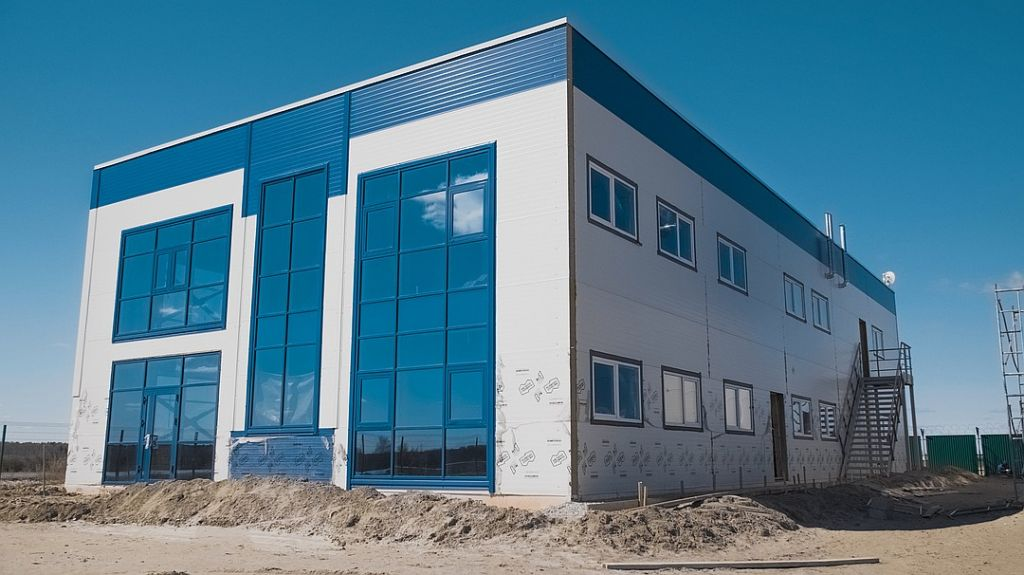Индустриальный парк Боровский