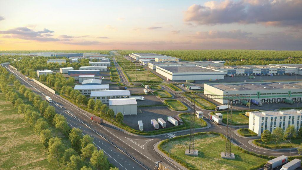 Индустриальный парк Чашниково