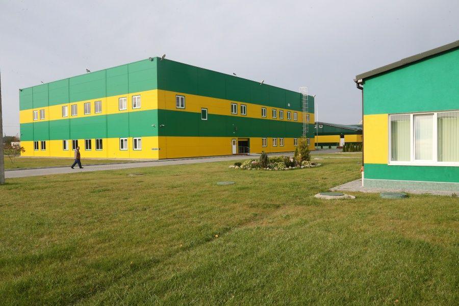 Индустриальный бизнес-парк Экобалтик