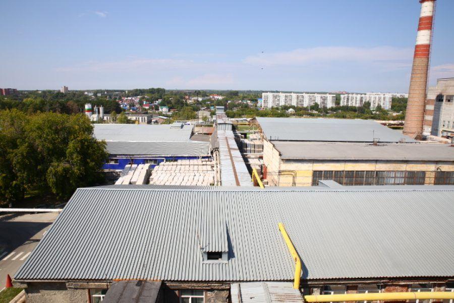Индустриальный парк Экран