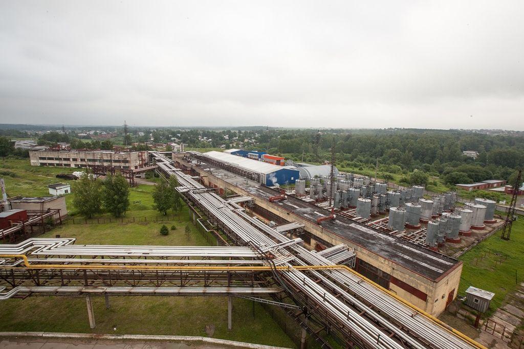 Индустриальный парк Электроизолит