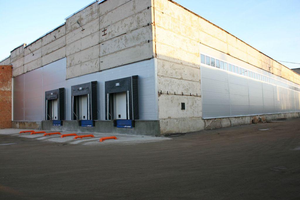 Логистический индустриальный парк ЭЛТРА
