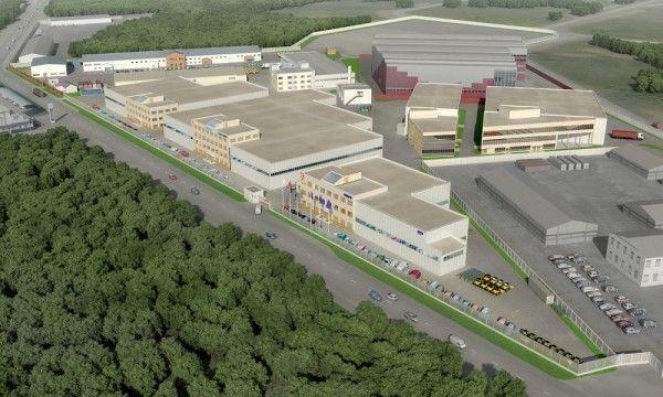 Индустриальный парк Феодосия