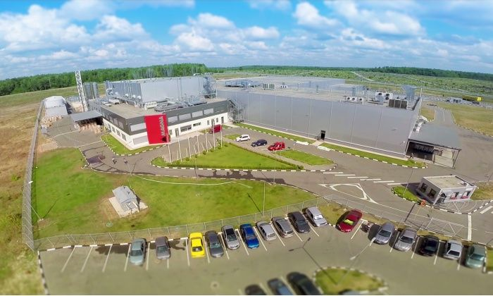 Индустриальный парк Грабцево