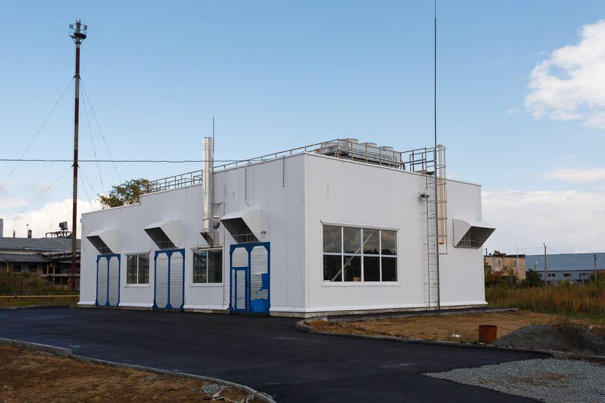 Индустриальный парк НПП