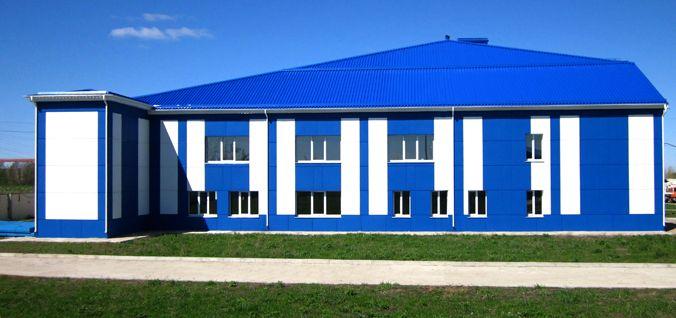 Индустриальный парк Камские Поляны
