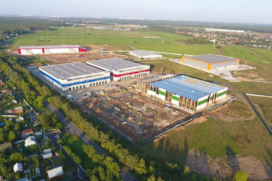 Индустриальный парк Коледино