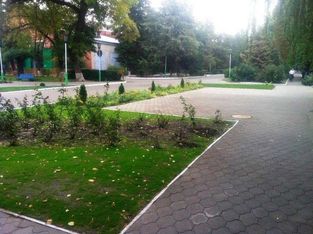 Индустриальный парк Компрессорный