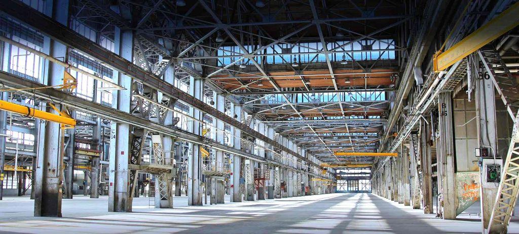 Индустриальный парк Краун