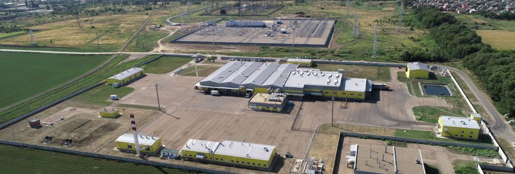 Индустриальный парк Кубань