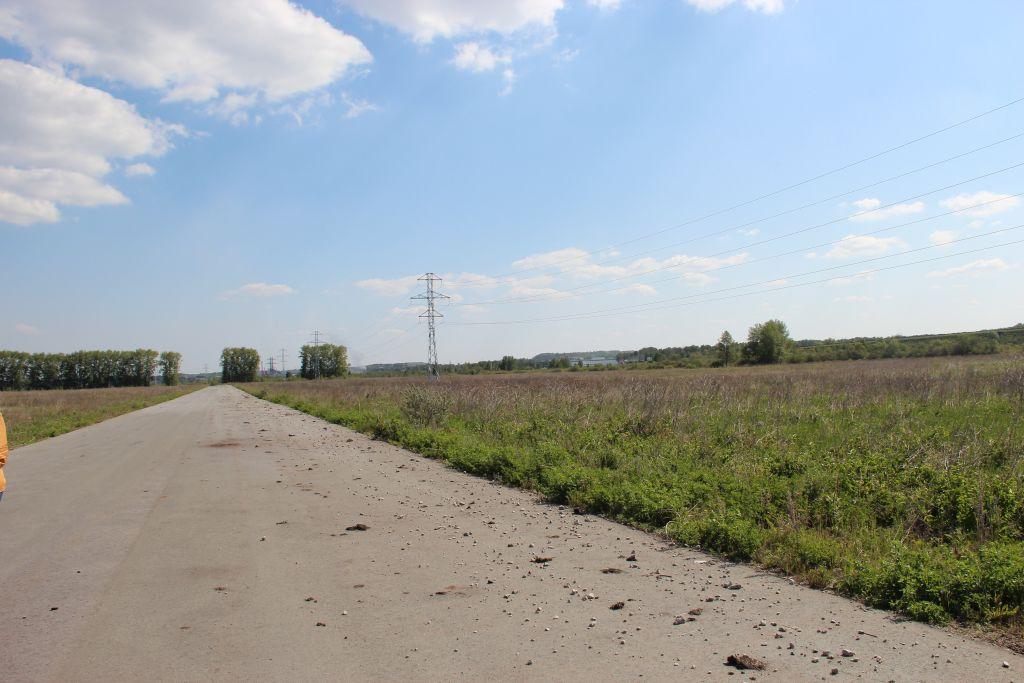 Индустриальный парк Малая Сосновка
