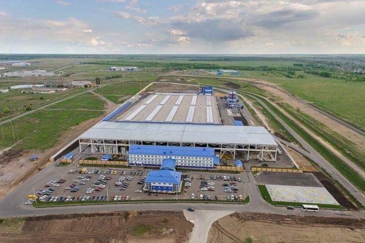 Индустриальный парк Масловский