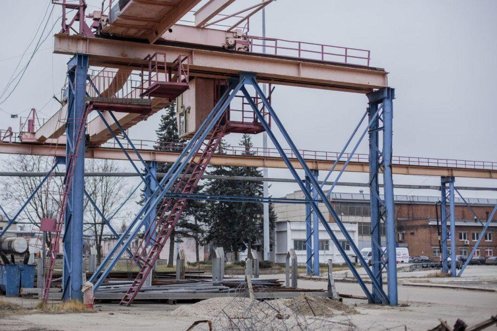 Индустриальный парк Метако