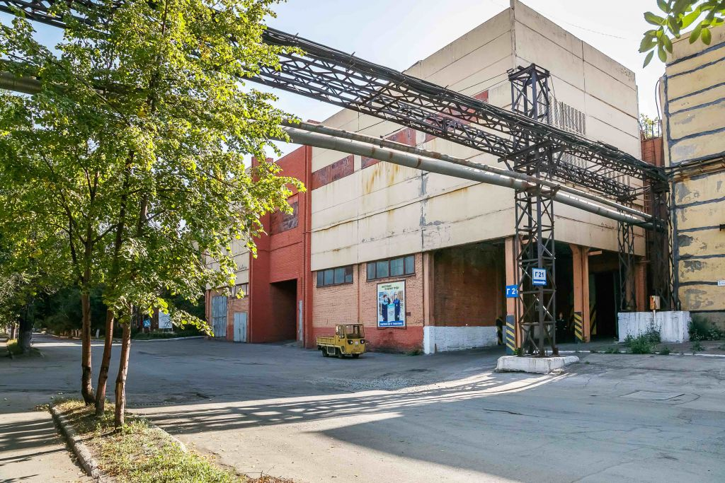Индустриальный парк ММК-МЕТИЗ