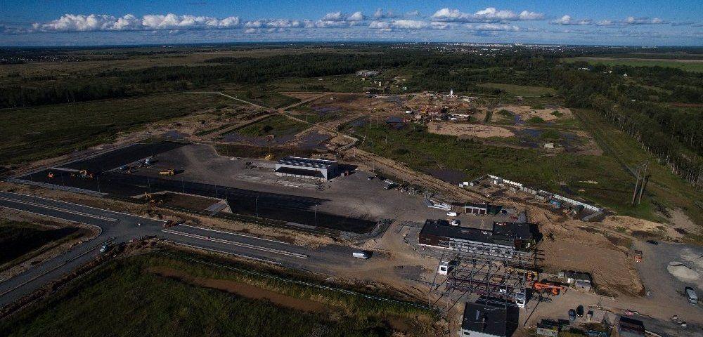 Индустриальный парк Моглино