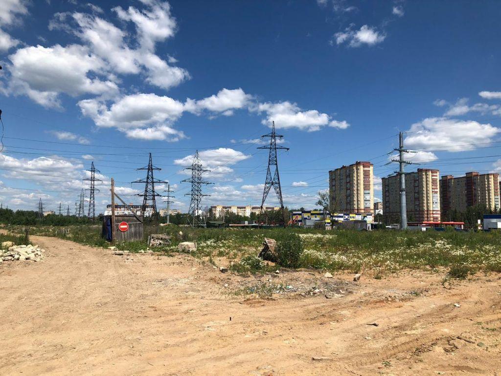 Индустриальный парк Нахабино Парк