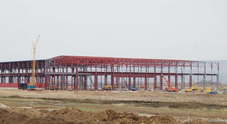 Индустриальный парк Невинномысск