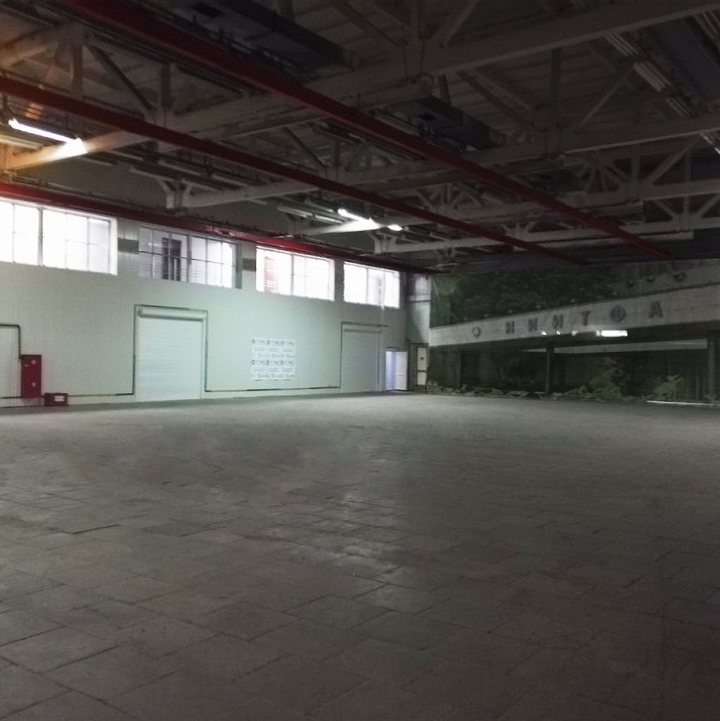 Индустриальный парк Нижние котлы