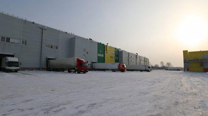Индустриальный парк Новоалтайск южный