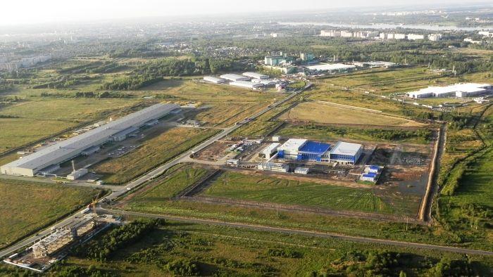 Индустриальный парк Новоселки