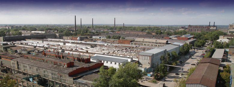 Индустриальный парк Новосиб