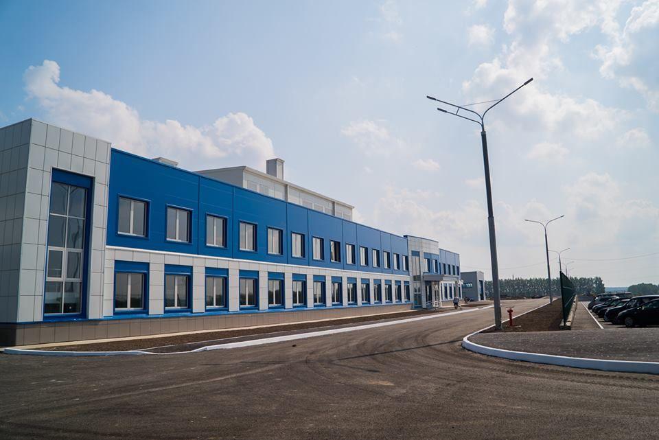Индустриальный парк ОЭЗ ППТ Титановая долина