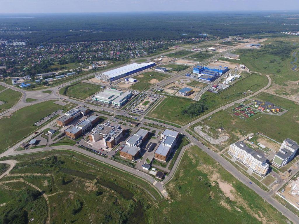 Индустриальный парк ОЭЗ ТВТ Дубна