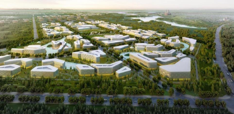 Индустриальный парк Отвель