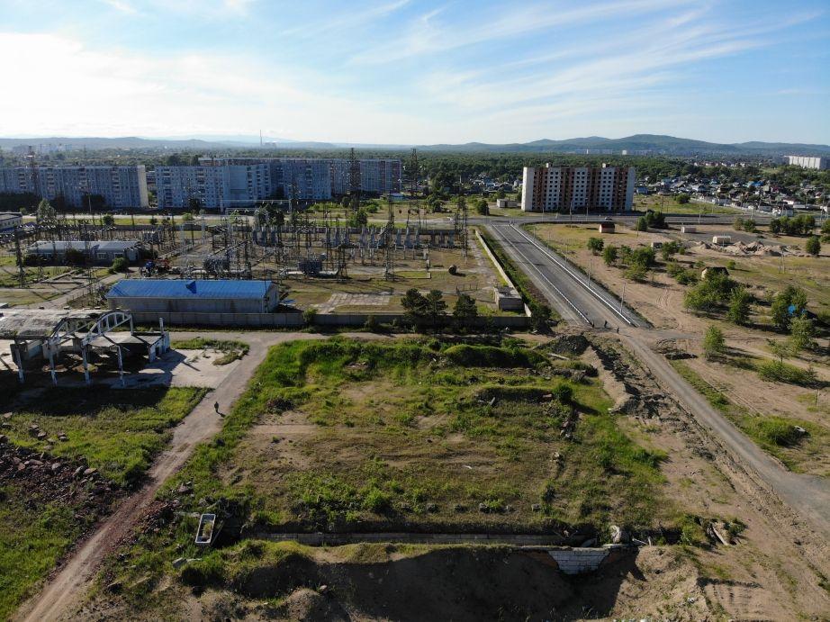 Индустриальный парк Парус