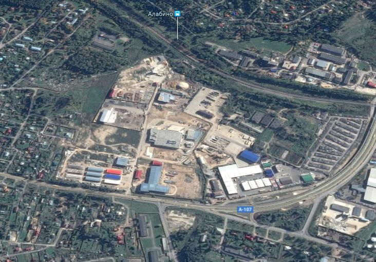 Индустриальный парк Петровское