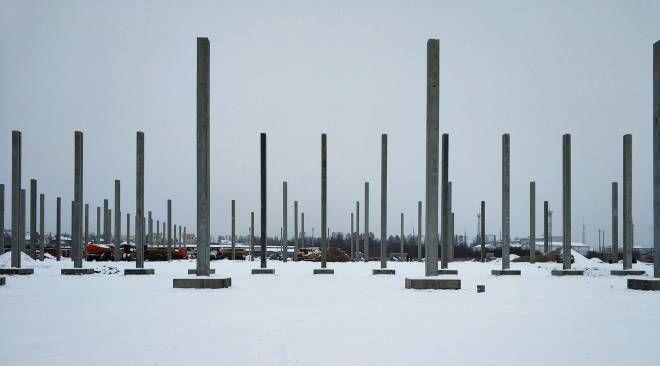 Индустриальный парк PNK Парк Новая Рига