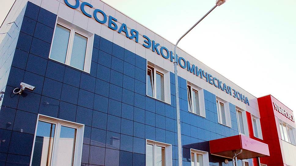 Индустриальный парк ПОЭЗ Ульяновск