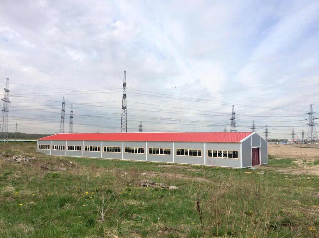 Индустриальный парк Приневский