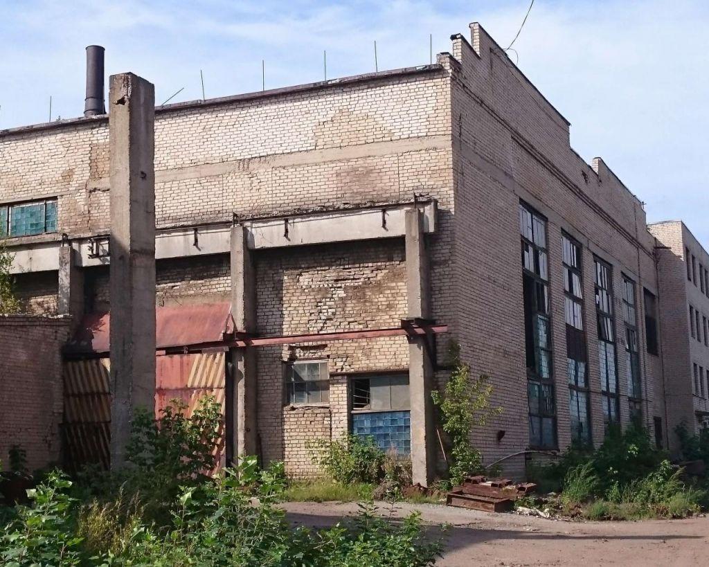 Индустриальный парк Рабочий металлист