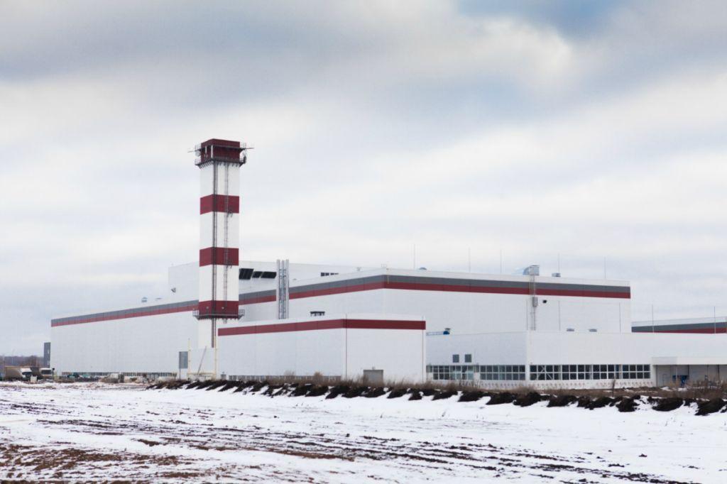 Индустриальный парк Рождество