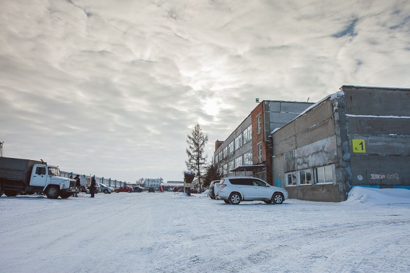 Индустриальный парк Сибирский