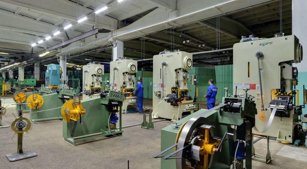 Индустриальный парк Союз
