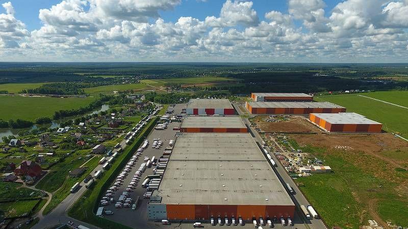 Индустриальный парк Сынково