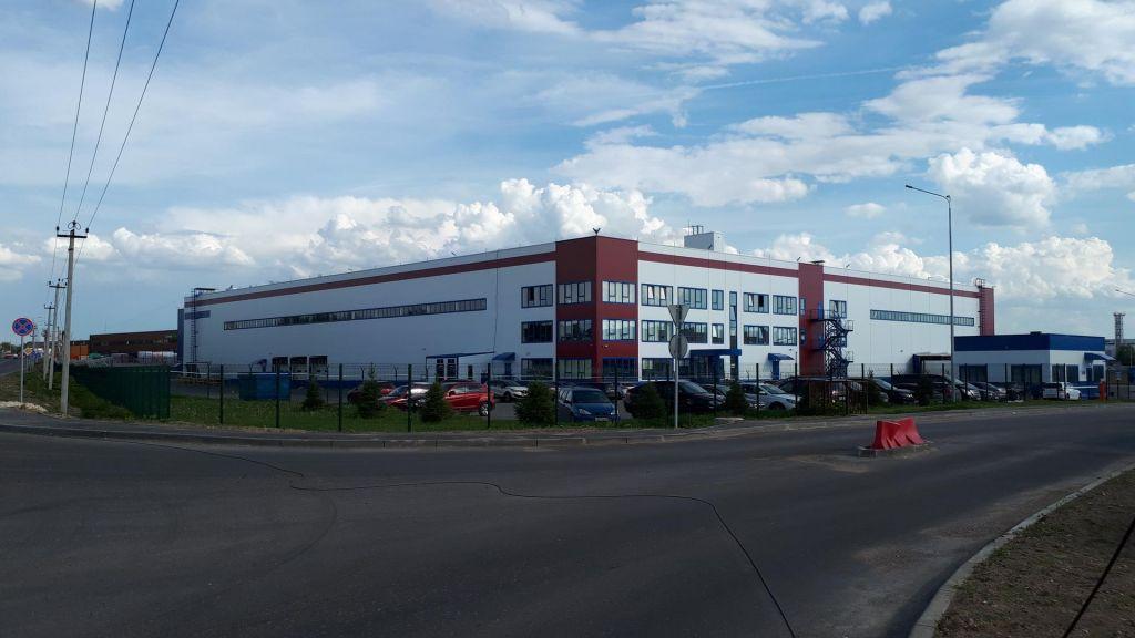 Индустриальный парк Трапеция