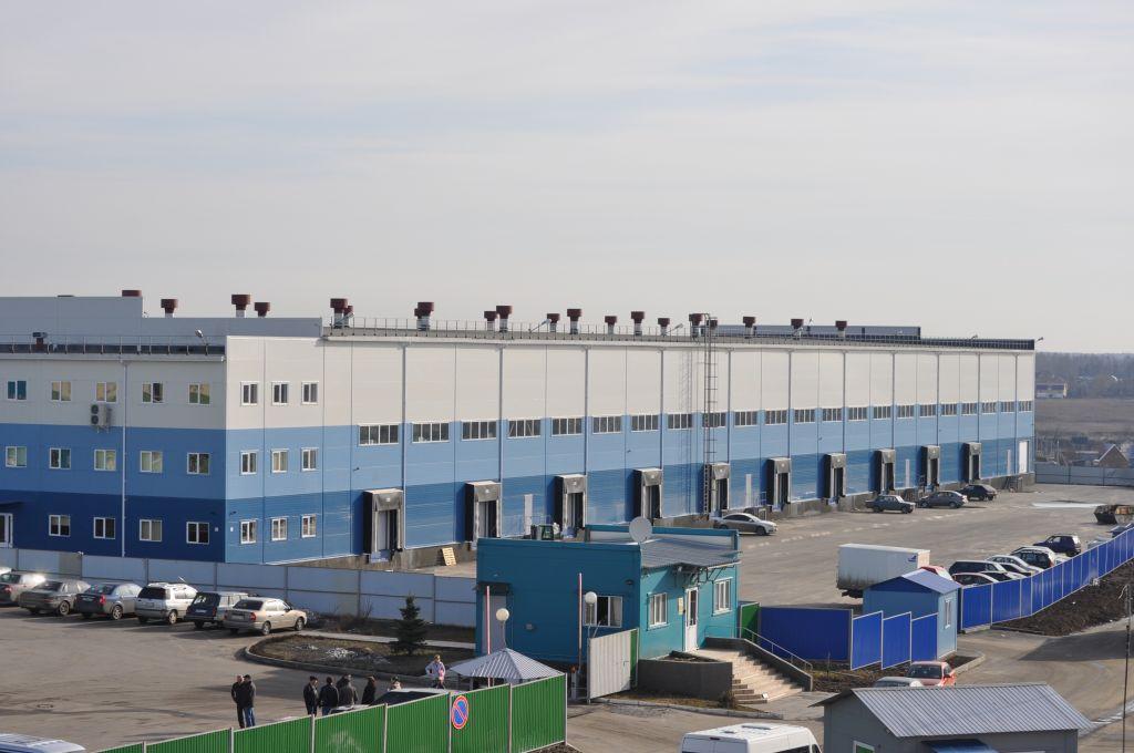 Индустриальный парк Триколор