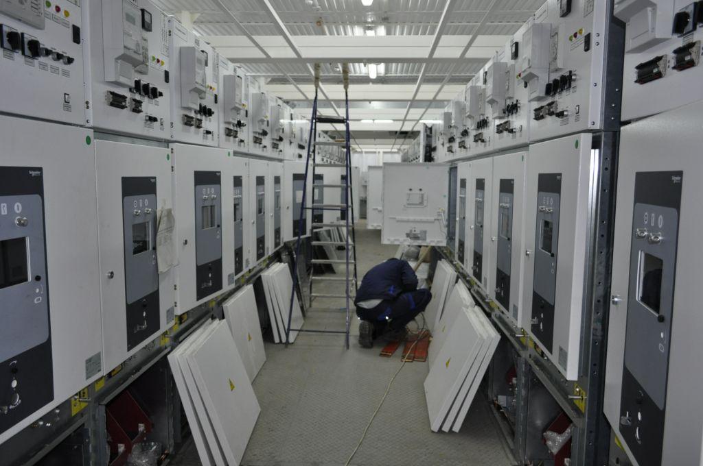 Индустриальный парк Узловая