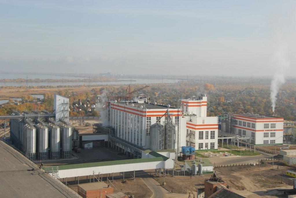 Индустриальный парк Волжский терминал