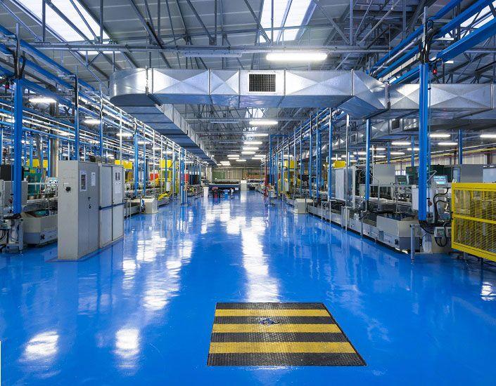 Индустриальный парк Восточная промышленная зона