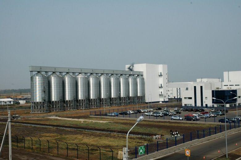 Промышленная зона Заволжье